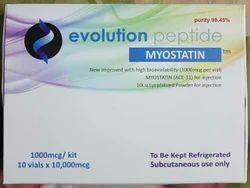 Evolution Myostetin