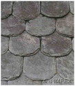 Roofing Black Stone Tile