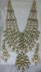 Rajwada Kundan Meena Jewelry