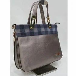 Trendy PU Handbag