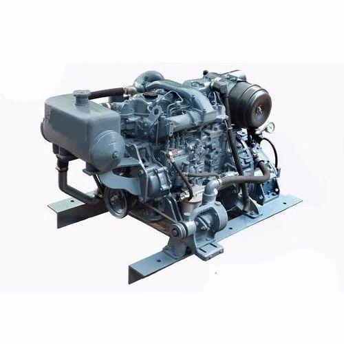 Volvo Marine Engines: VOLVO Eicher JV Marine Engine 70HP