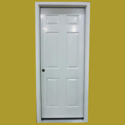Insulated Room Door