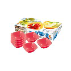 Rolta Bowls 3pc Set with Spoons