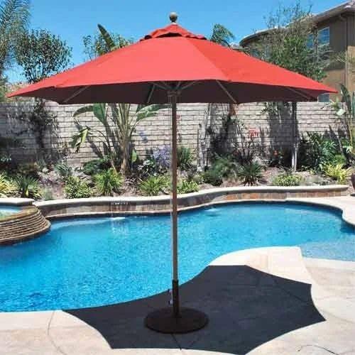 Swimming Pool Umbrella, Swimming Pool & Water Sport Goods | Prime ...