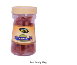 Yes Rectangular Bael Candy, Packaging Size: 250g, Packaging Type: Plastic Jar