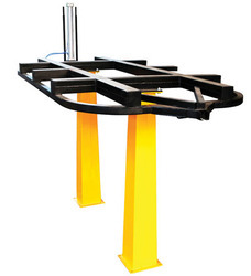 Tyre Rail Monorail System