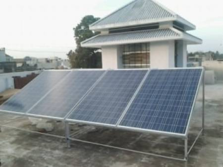 Waree Solar Off Grid System 1 Kva Rs 100000 Piece Solar Solution Id 13892007897