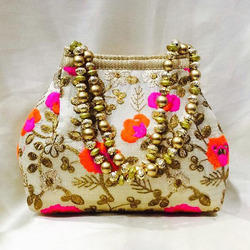 Embroidered Party Wear Purse