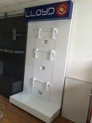 Electronic Item Display Rack