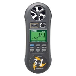 Humidity Airflow Meter