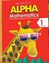 Alpha Maths Books