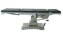 C-Arm Table.Manually Operated with Hydraulic Pump.