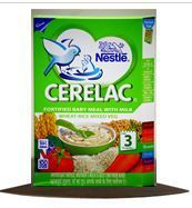 Nestle Cerelac Wheat Rice Mix Vegetable Stage 3