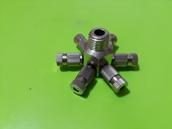 Misting Nozzle Connector