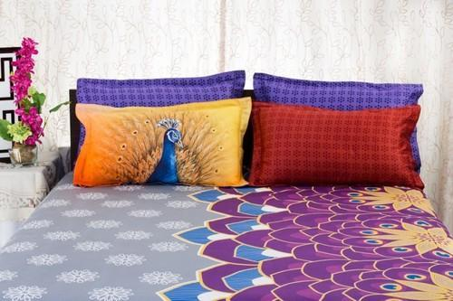 Bed Sheet For Wedding Gifts