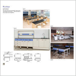 Lab Furniture Lab 01 / Lab 04 / Lab 05