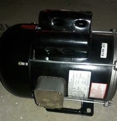 Electric Motor 2 Hp Single Phase Godrej Brand Motor Spl. Chaff Cutter