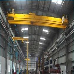 Electric Overhead Travelling Crane