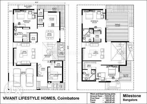 Architectural Working Drawings Building Site Plan Services
