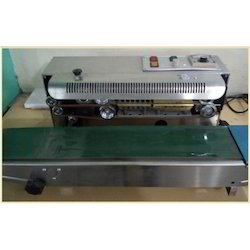 Continuous Band Sealer SS Body