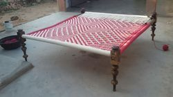 Woven Bed Charpai