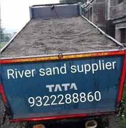 Natural River sand black