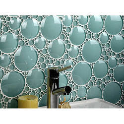 Glass Mosaic Tiles For Walls