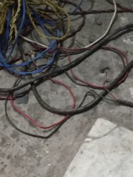 Multiple Electrical Wires