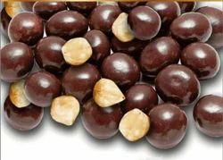 Dark Chocolate Coated Hazelnuts