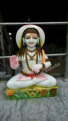 Marble Balaknath Baba Moorti
