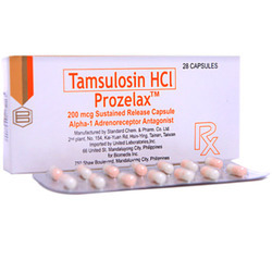 Tamsulosin Hydrochloride Capsule