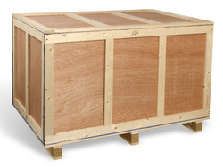 Wooden Plywood Crates
