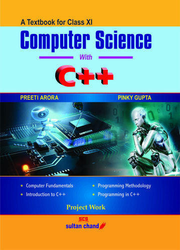 Computer Science Book With C Class Xi