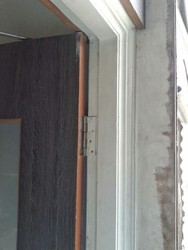 Cement Door Frame