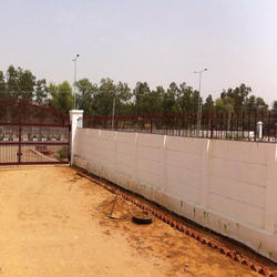 RCC Precast Prestressed Boundary Wall