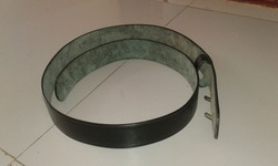 Safety Leather Belt