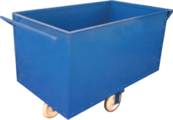 Tilting Type Box Trolley