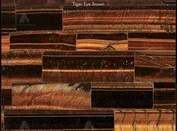 Tiger Eye Brown Marble