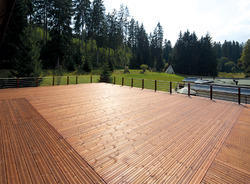 Thermo Pine Decking