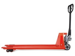 Super Long Hand Pallet Truck