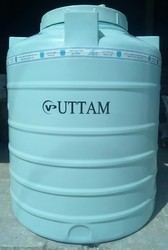 Uttam Triple Layer Water Tank