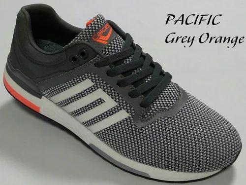 Grey Sports Shoes 4544fa26ddb