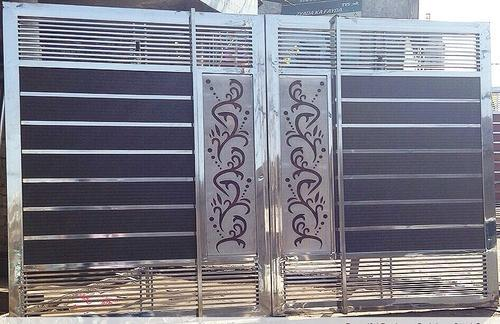 Steel Gates Work