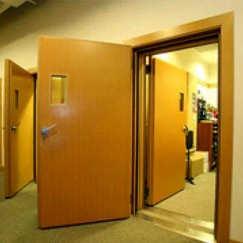 Acoustical Doors & Acoustical Doors Acoustic Doors - H. S. Engineers Noida | ID ...