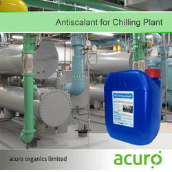 Antiscalant for Chilling Plant