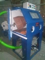 Cabinet Sandblasting Machine