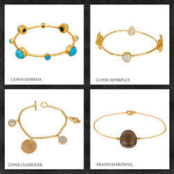 Brass Fashion Bracelets & Bangles