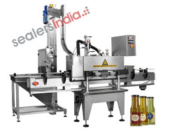 Jar & Bottle Capping Machine