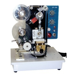Ribbon Base Automatic Hot Stamp Machine