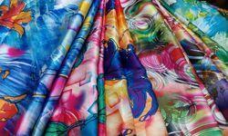 Japani Satin Digital Print Fabric